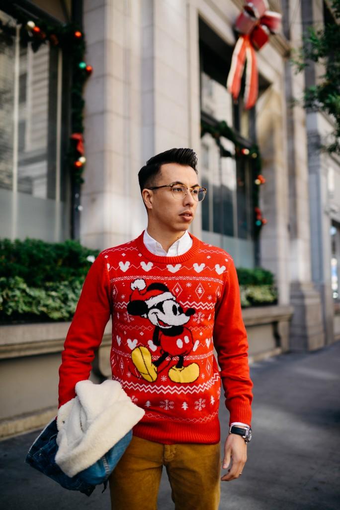 12 Days Of Ugly Christmas Sweaters Blake Scott